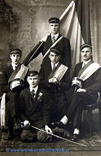 Lenkų studentai 1931 m.
